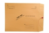 "X-Ray Film Mailers, 32lb Brown Kraft, 15"" x 18"", String and Button Closure (Carton of 50)"
