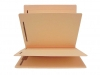 14 Pt. Manila Classification Folders, Full Cut Top Tab, Letter Size, 2 Dividers (Box of 15)