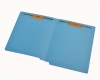 11 pt Color Folders, Full Cut Single Ply End Tab, Letter Size, Fastener Pos #1 & #3 (Box of 50)
