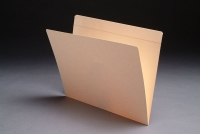 14 pt Manila Folders, Full Cut Reinforced Top Tab, Letter Size (Box of 50)