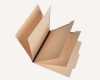 15 Pt. Manila Classification Folders, 2/5 Cut ROC Top Tab, Letter Size, 3 Dividers (Box of 15)