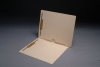 11 pt Manila Folders, Full Cut End Tab, Letter Size, Full Open Bottom Back Pocket, Fasteners Pos #1 & #3 (Box of 50)